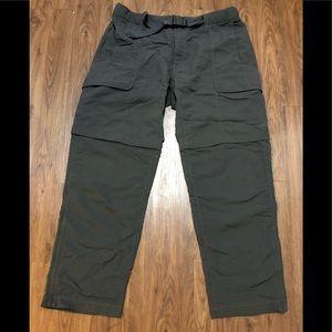 🏔 Mens The North Face zip away pants